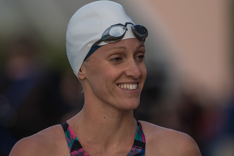 Dana Vollmer Speaks About New Perspective in Her Fifth Olympic Trials | Competitive swimming | Scoop.it