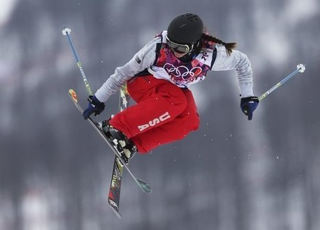 U.S. slopestyle skier Keri Herman can't get sponsors, skis in broken boots and borrowed pants | Amanda Carroll | Scoop.it