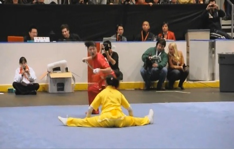 The World Wushu Championships look pretty intense | DailyVideosTV | Scoop.it