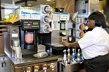 McDonald's Coffee Strategy Is Tough Sell   organizations2014   Scoop.it