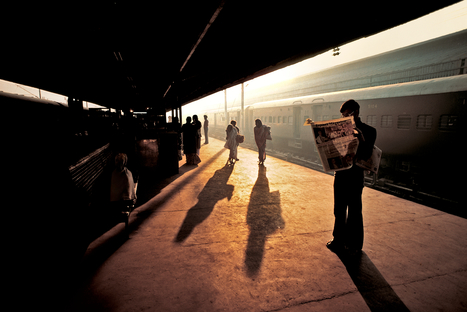Steve McCurry | Cultura audiovisual Batxillerat | Scoop.it