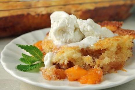 Peach Cobbler Recipes | All easy dessert recipes | Scoop.it