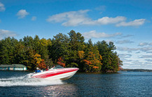 Discover Boating Canada | Canada's Waterways Provide Top Spots for Viewing Fall Colours | I love boating | Scoop.it