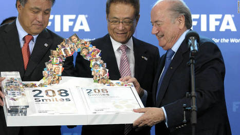 FIFA officials on defense against bribery allegations - CNN.com | AP Human Geography @ Hermitage High School - Ms. Anthony | Scoop.it