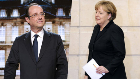 France's Hollande urges euro zone government, common debt | Insight Europe | Scoop.it