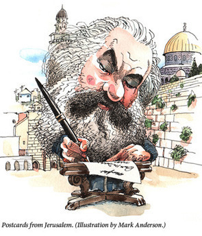 Karl Marx, the Jews of Jerusalem, and UNESCO by Shlomo Avineri | Martin Kramer on the Middle East | Scoop.it