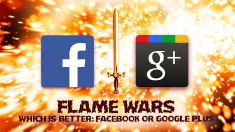 Facebook vs. Google+: Your Best Arguments | Google - a Plus for Business | Scoop.it