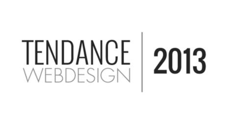 Emakina Blog : Blog Archive : Tendance Webdesign 2013 | Ergonomie cognitive et innovation | Scoop.it