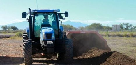 Turning Tucson Green: UA Student-Run Composting Program Partners With City | UANews | CALS in the News | Scoop.it