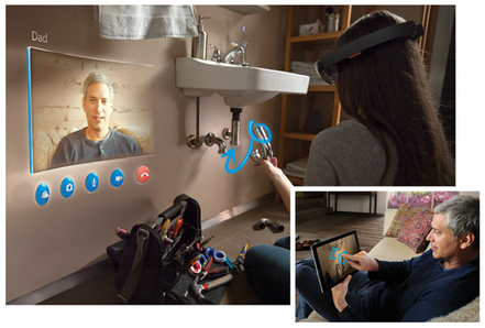 Reality Check: Comparing HoloLens and Magic Leap - MIT Technology Review | CLOVER ENTERPRISES ''THE ENTERTAINMENT OF CHOICE'' | Scoop.it