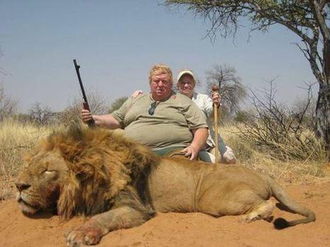 Los ESTADOUNIDENSES cazan el 75% de los LEONES de ÁFRICA… y les siguen los ESPAÑOLES | PIENSA en VERDE | Scoop.it