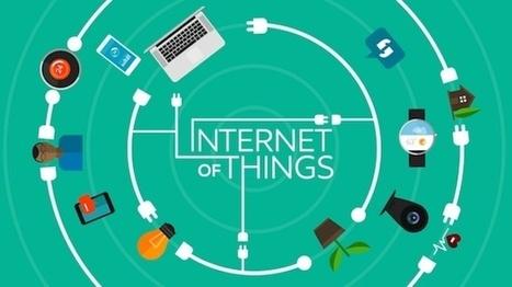 4 chiffres à connaître sur le potentiel des objets connectés | Innovation & Technology | Scoop.it