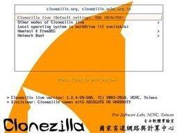 Clonezilla | Logiciels et monde informatique | Scoop.it