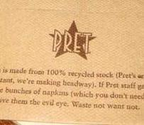 Effective Sustainability Strategies - Case Study #1: Pret a Manger | Sustainable Brands | Communication et marketing responsable | Scoop.it