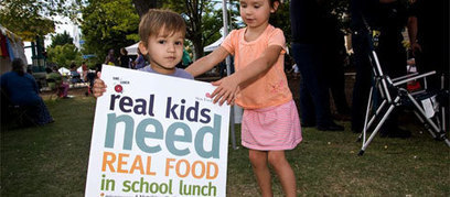Eating-in for Healthy School Lunches | A la cantoche | Scoop.it