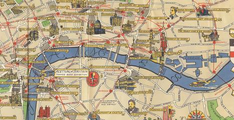 Beautiful Maps | GEOGRAFIA SOCIAL | Scoop.it