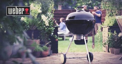 Weber mise sur la publicité TV pour ses barbecues | L'actualité marketing et communication | Scoop.it
