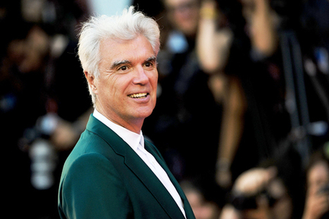David Byrne's Commencement Speech at Columbia School of the Arts | Avant-garde Art & Design | Scoop.it