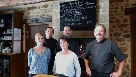 Une nouvelle auberge est ouverte à la Ruaudais | Actualités de Saint-Lunaire | Scoop.it