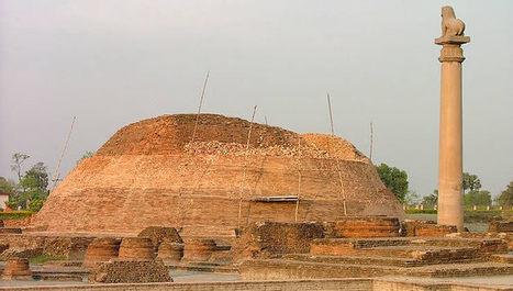 Edicts of Ashoka   The Story of India - Photo Gallery   PBS   Year 7 History - Ancient India: Ashoka   Scoop.it