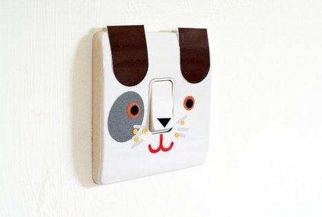 Nouveautés : Stickers interrupteurs pour enfants | Stickerzlab, des astuces et des idées déco pour tous | décoration & déco | Scoop.it