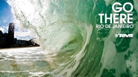 Go There: Rio de Janeiro - Transworld Surf | Surf travel | Scoop.it
