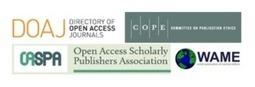 Acesso aberto revisado: critérios mais rígidos preservam a credibilidade | SciELO em Perspectiva | CoAprendizagens 21 | Scoop.it