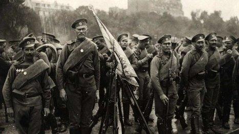Grande Guerre: il y a 100 ans, l'arrivée des brigades russes en France - France 24 | Chroniques du centenaire de la Première Guerre mondiale : revue de presse | Scoop.it