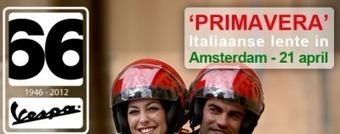 Vrienden van de Vespa Ride 'Primavera' 2012 - VESPA FANS | The Daily Vespafans | Scoop.it