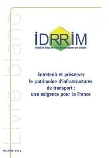 Un livre blanc pour la préservation du patrimoine routier | great buzzness | Scoop.it