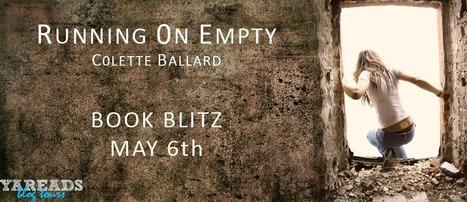 YA TRAILER PARK: YA Trailer Blitz: Running on Empty by Colette Ballard | Amazing Book Trailers | Scoop.it