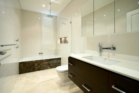 The Simplest Tips Ever for Bathroom Renovation | Residential Architects Toronto | Scoop.it