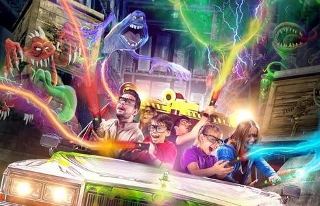 Triotech Partners Merlin Entertainments and Heide Park to Create Ghostbusters 5D Dark Ride - blooloop   Actualités parcs de loisirs   Scoop.it