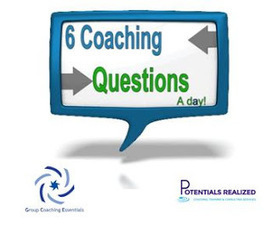 Group Coaching: Ins and Outs: Six Coaching Questions to Strengthen Connection in Groups and Teams | All About Coaching | Scoop.it