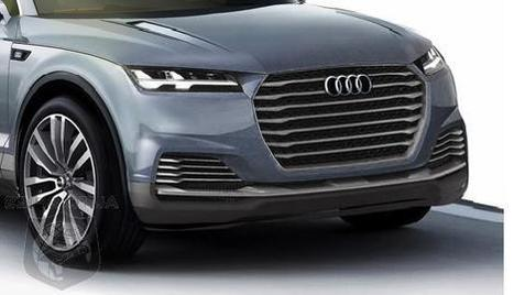Audi's New Upmarket Crossover SUV to Come as the Q8 - ecardlr | Everything about cars | Scoop.it