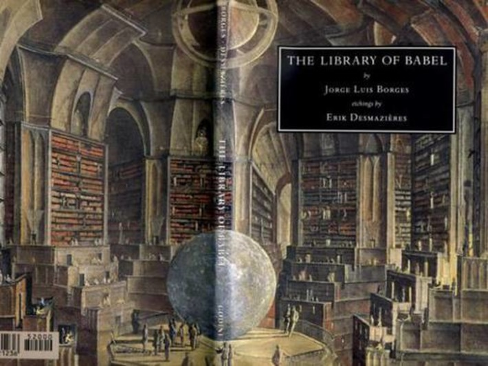 Jorge Luis Borges fan brings his infinite library to life online   The Independent   À la une   Scoop.it
