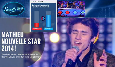 Bilan du dispositif digital de la #NouvelleStar 2014 sur Facebook et Twitter par @French_SocialTV | second screen | Scoop.it