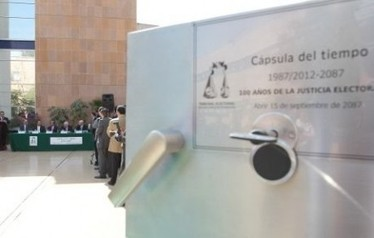 Mexico Compiles Time Capsule to be Opened in 2087  |  HispanicallySpeakingNews.com | Latino News | Scoop.it