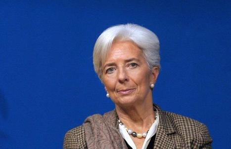 Lagarde says 'fiscal cliff' threatens US supremacy - Channel NewsAsia | Business News - Worldwide | Scoop.it