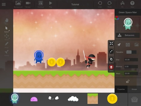 Apps to Get Your Kids Coding on the iPad Part 2 | iPad Insight | learning | Scoop.it