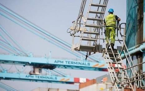 APM Terminals Tangier : Sous le signe de l'excellence - Aujourd'hui Le Maroc | logistique maroc | Scoop.it