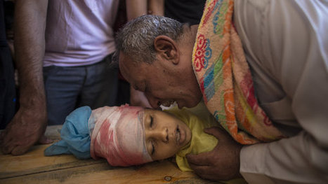 Pictures of the Day: Gaza City and Elsewhere | Photographic Stories | Scoop.it