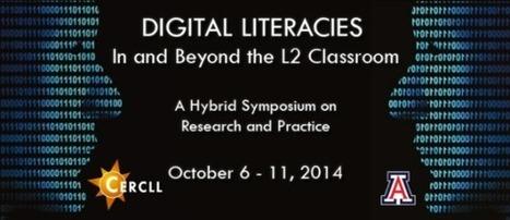 Digital literacies: call for posters | TELT | Scoop.it