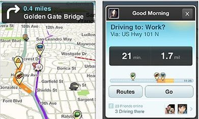 Google and Facebook in bidding war over Waze travel app company - The Guardian | Technology and Marketing | Scoop.it