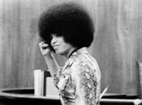 A Few Words on the Blatant Disrespect Being Shown to Angela Davis | feminish | Scoop.it