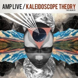 "AMP LIVE ""Kaleidoscope theory"" EP 