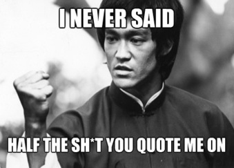 32 Awesome Karate Quotes | Karate daily | Scoop.it