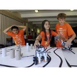 Lego builds interest in engineering - Sandusky Register | Fun stuff | Scoop.it