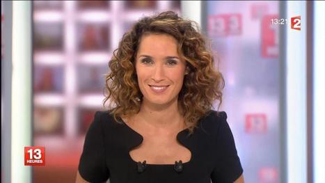 Marie-Sophie Lacarrau, le nouveau visage du JT de 13h surFrance 2 | DocPresseESJ | Scoop.it