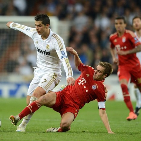 Champions League 2014: Live Stream and Predictions for Semifinals Fixtures - Bleacher Report | Champions League | Scoop.it